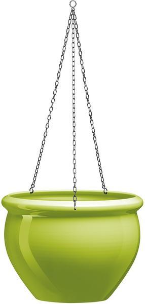 Emsa Siena Nobile Hängeschale 26x19cm grün