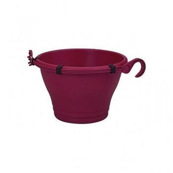 Elho corsica hanging basket 30cm kirsche