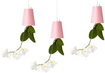 Boskke Sky Planter small pink