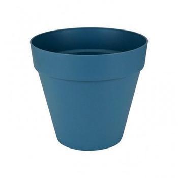 Elho Loft Urban round 50cm vintage blau