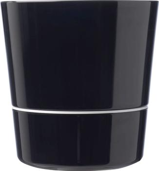 Rosti Mepal Hydro Kräutertopf groß (13,5 cm) schwarz