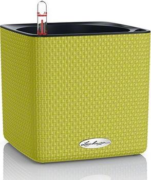 Lechuza Cube Color 16 All-in-One Set limettengrün