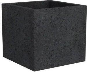 Scheurich C-Cube 38cm schwarz