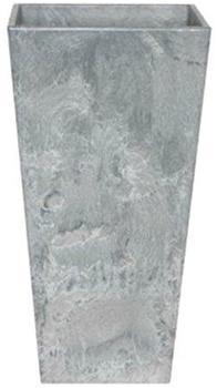 Artstone Vase Ella 26cm grau
