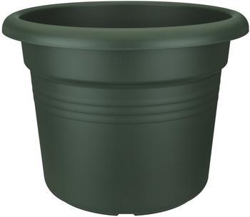 Elho Green Basics Cilinder Pflanztopf Ø44 H 33cm grün