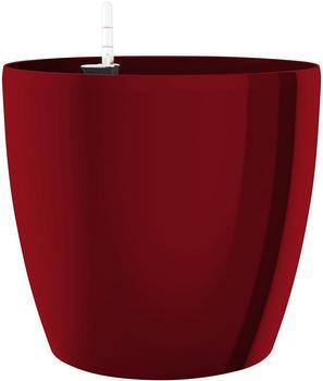 Emsa CASA Brilliant Kübel AC 25cm rubinrot