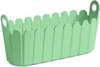 Emsa LANDHAUS Jardiniere 39cm weissgrün