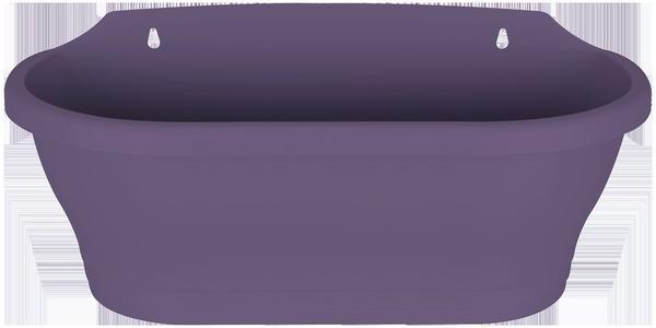 Elho corsica wall basket 39cm trauben lila