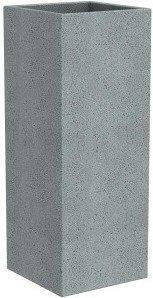 Scheurich C-Cube High Ø 26 cm Stony grey