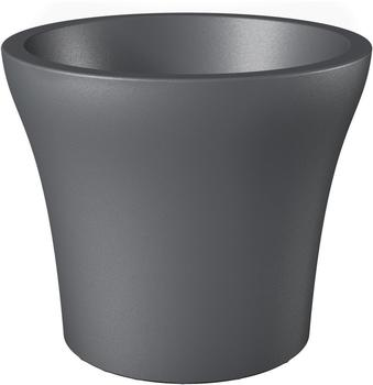 Scheurich No1 Style 48 metallic grau