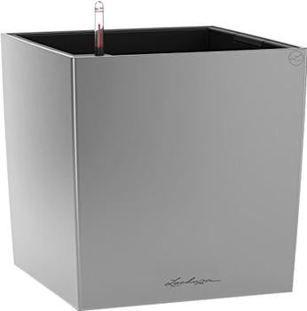 Lechuza Cube 30 All-in-One Set anthrazit metallic