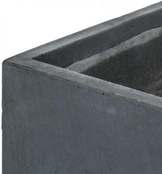 Blumfeldt Solidflor Pflanzkübel anthrazit