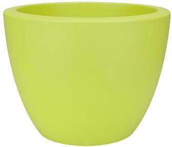 Elho Pure Soft Round 40cm lime green