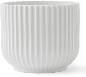 lyngby-porcelaen-flower-pot-medium-14cm-weiss