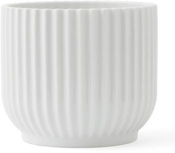 lyngby-porcelaen-plower-pot-klein-11cm-weiss