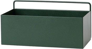 Ferm Living WallBox rechteckig dunkelgrün