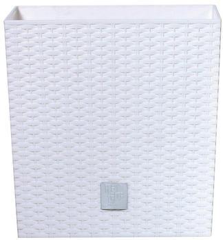 Prosperplast Rato Low 40x40x40,8 cm weiß
