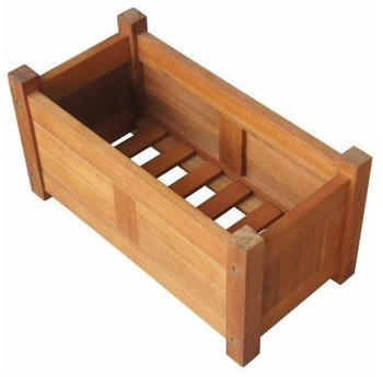 vidaXL Planter Acacia Wood (42565)
