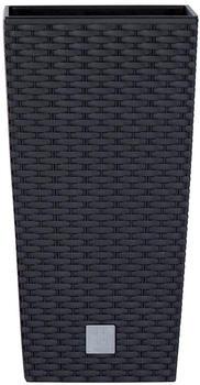 Prosperplast Rato Square 400 40x40x75 cm anthrazit