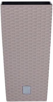 Prosperplast Rato Square 40x40x75 cm mocca