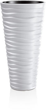 Prosperplast Sand Slim 39x75 cm weiß