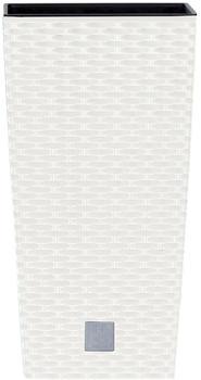 Prosperplast Rato Square 40x40x75 cm weiß