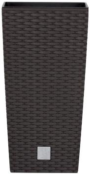 Prosperplast Rato Square 20x20x37,6 cm braun