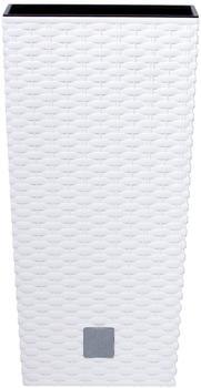 Prosperplast Rato Square 32,5x32,5x61 cm weiß