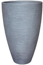 geli Thermo Plastics geli Rillen Ø40x60cm grau
