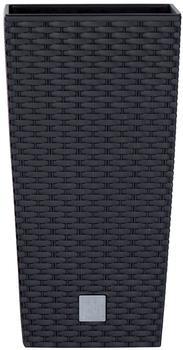 Prosperplast Rato Square 17x17x32,4 cm anthrazit