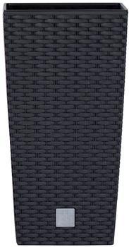 Prosperplast Rato Square 28,7x28,7x55 cm anthrazit