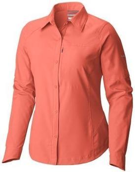Columbia Silver Ridge LS Shirt Women (AL7079) lychee
