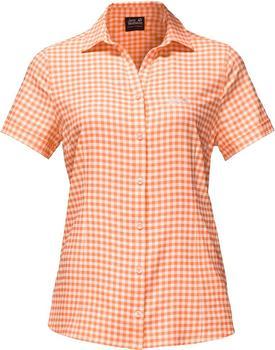 Jack Wolfskin Kepler Shirt Women papaya