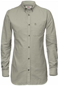 Fjällräven High Coast Flannel Shirt LS W fog