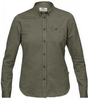 Fjällräven Övik Foxford LS Shirt W tarmac