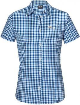 Jack Wolfskin Flaming Vent Shirt W blue