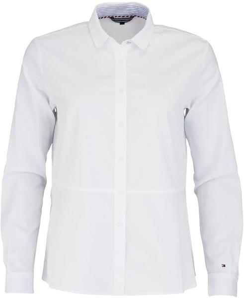Tommy Hilfiger Klassisches Baumwollhemd (WW0WW20548-100)