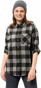 Jack Wolfskin Holmstadt Shirt black checks