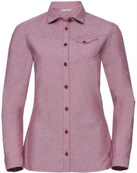 VAUDE Women's Alpit LS Shirt grape