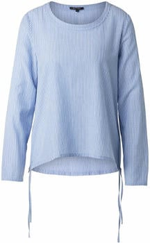 Marc O'Polo Bluse mit feinem Webmuster combo