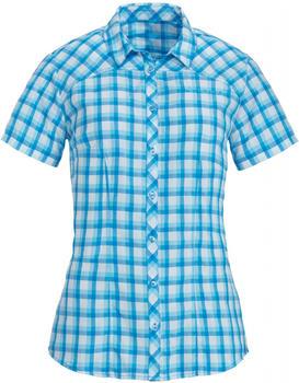 VAUDE Women's Tacun Shirt crystal blue