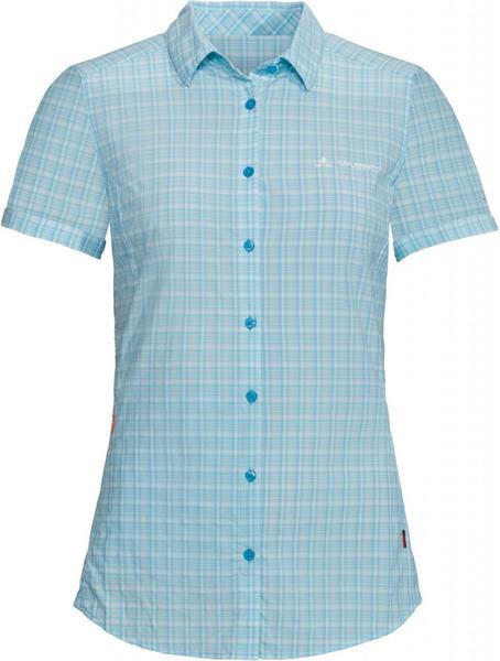 VAUDE Women's Seiland Shirt II crystal blue