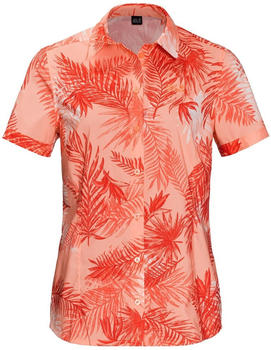 Jack Wolfskin Sonora Palm Shirt apricot pastel all over
