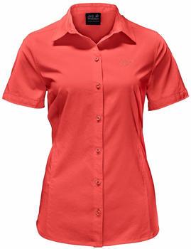 Jack Wolfskin Sonora Shirt W flamingo