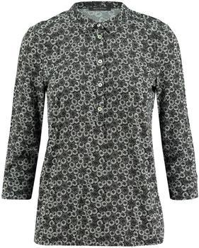 Marc O´Polo Jersey-Bluse aus Baumwoll-Modal-Mix schwarz (901300952803)