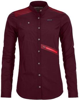 ortovox-merino-ashby-shirt-ls-w-dark-wine