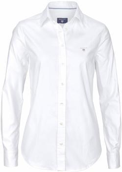 GANT Stretch Oxford Shirt white (432681-110)