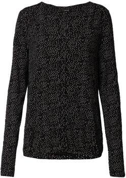 Opus Sandri Shirt black