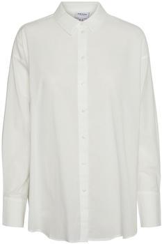 Vero Moda Vmindia Loose Ls Shirt Vma (10218767) snow white