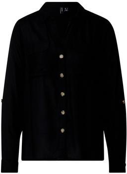 Vero Moda Vmbumpy L/s Shirt Noos (10243218) black